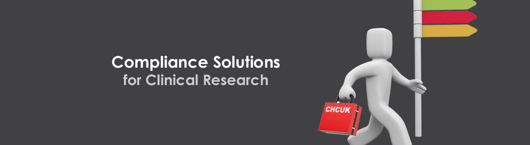COMPLIANCE SOLUTIONS FOR CLINICAL RESEARCH