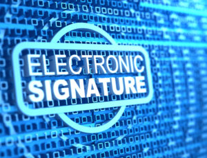 Electronic-Signatures